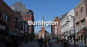 burlington community